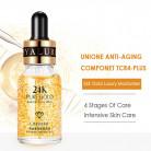 24K Gold Facial Serum Skin Care Moisturizing Anti-aging Face Care Product