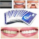 28Pcs/14Pair Gel Teeth Strips Oral Hygiene and Dental Whitening kit