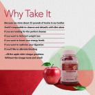 Apple Cider Vinegar Gummy with Vitamins B9 B12