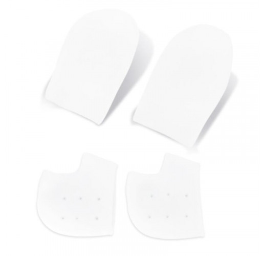 Unisex Height Increase Silicone Insoles