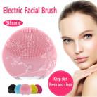 Electric Silicone Facial Brush