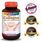Holistic Way Collagen — Marine Collagen + Complete Antioxidants (60 Veg. Caps)