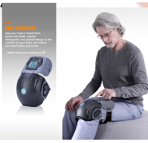 Wearable Knee Dual, Elbow, Shoulder joint therapeutic device