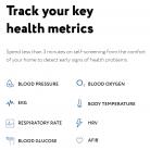Telemedicine Vital Signs Medical Kit