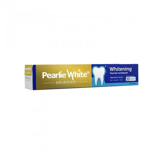 Pearlie White Advanced Sensitive | Enhanced Fluoride Toothpaste 130gm