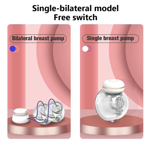 Wearable Breast Pump